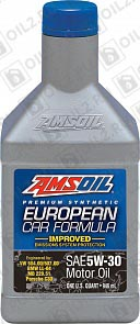 Купить AMSOIL European Car Formula Low-SAPS Synthetic Motor Oil 5W-30 0,946 л.