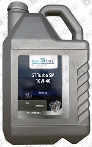Купить GT-OIL GT Turbo SM 10W-40 6 л.