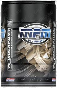Купить MPM Oil 4-Stroke Motorcycle Oil Premium 5W-40 60 л.