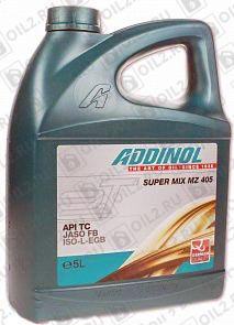 Купить ADDINOL Super Mix MZ 405 5 л.