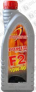 Купить JB GERMAN OIL Power F2 LL 10W-40 1 л.
