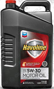 Купить CHEVRON Havoline 5W-30 4,73 л.