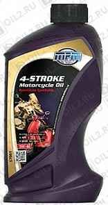 Купить MPM Oil 4-Stroke Motorcycle Oil Premium 5W-40 1 л.