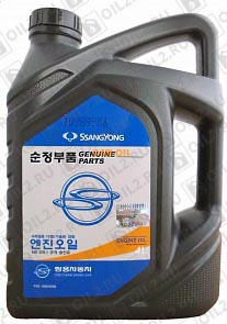 Купить SSANGYONG All Seasons Diesel/Gasoline Engine Oil 10W-40 MB229.1 4 л.