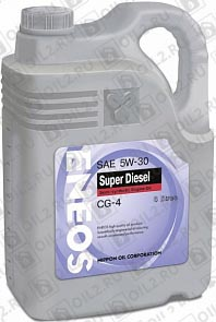 Купить ENEOS Super Diesel Semi-Synthetic 5W-30 6 л.