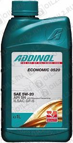Купить ADDINOL Economic 0520 SAE 5W-20 1 л.