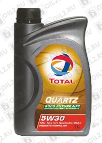 Купить TOTAL Quartz 9000 Future NFC 5W-30 1 л.