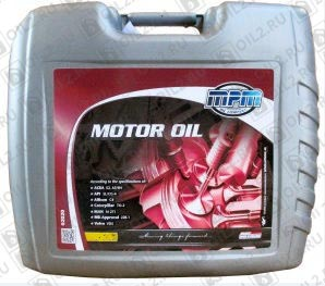 Купить MPM Oil 4-Stroke Motorcycle Oil Premium 5W-40 20 л.