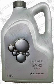 Купить LEXUS Engine Oil Synthetic 0W-30 5 л.