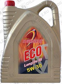 Купить JB GERMAN OIL ECO Longlife III 5W-30 5 л.