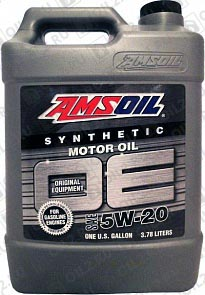 Купить AMSOIL OE Synthetic Motor Oil 5W-20 3,785 л.