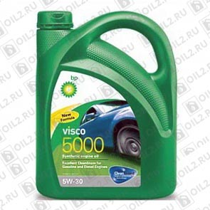 Купить BP Visco 5000 5W-30 4 л.