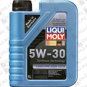 Купить LIQUI MOLY Longtime High Tech 5W-30 1 л.