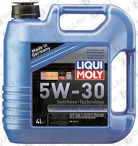 Купить LIQUI MOLY Longtime High Tech 5W-30 4 л.