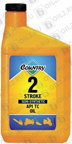 Купить 3TON COUNTRY 2-stroke Oil TC 1 л.