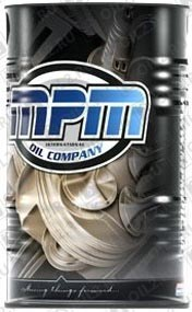 Купить MPM Oil 4-Stroke Motorcycle Oil Premium 5W-40 205 л.