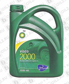 Купить BP Visco 2000 A3/B3 15W-40 5 л.