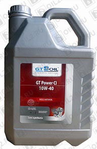 Купить GT-OIL Power CI 10W-40 6 л.