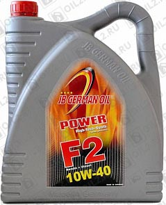 Купить JB GERMAN OIL Power F2 LL 10W-40 4 л.