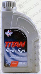 Купить FUCHS Titan Supersyn 5W-30 1 л.