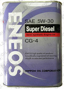 Купить ENEOS Super Diesel Semi-Synthetic 5W-30 0,946 л.