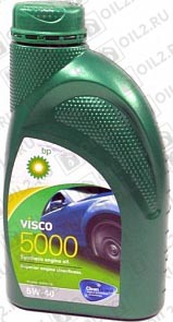 Купить BP Visco 5000 5W-40 1 л.