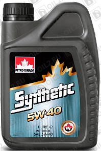 Купить PETRO-CANADA Europe Synthetic 5W-40 1 л.