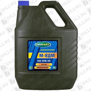 Купить OIL RIGHT М-8ДМ 20W-20 10 л.