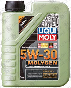 Купить LIQUI MOLY Molygen New Generation 5W-30 1 л.