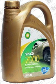 Купить BP Visco 7000 SAE 0W-40 4 л.