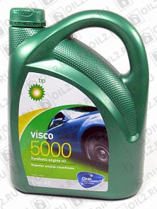 Купить BP Visco 5000 5W-40 4 л.