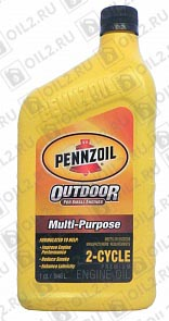 Купить PENNZOIL Outdoor Multi-Purpose 2-Cycle 0,946 л.