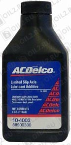 Купить Присадка для LSD дифференциалов AC DELCO Limited Slip Axle Lubricant Additive AC DELCO Limited Slip Axle Lubricant Additive 0,118 л.