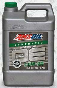 Купить AMSOIL OE Synthetic Motor Oil 0W-20 3,785 л.