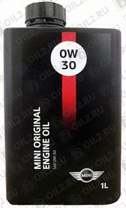 Купить BMW MINI Original Engine Oil Longlife-04 0W-30 1 л.