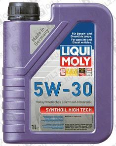 Купить LIQUI MOLY Synthoil High Tech 5W-30 1 л.