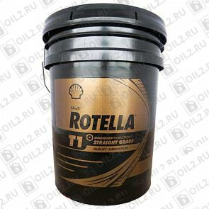 Купить SHELL Rotella T1 SAE 30 18,92 л.
