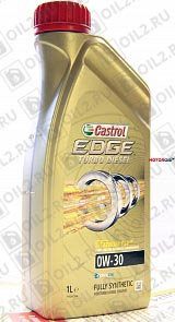 Купить CASTROL Edge Turbo Diesel 0W-30 1 л.