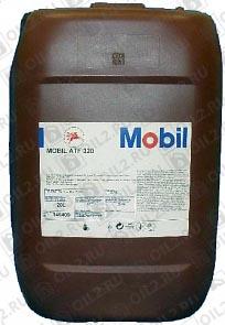 Купить Трансмиссионное масло MOBIL ATF 320 20 л.