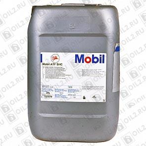 Купить Трансмиссионное масло MOBIL ATF SHC 20 л.