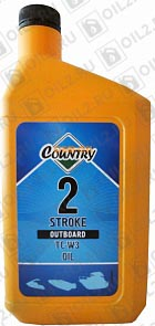 Купить 3TON COUNTRY 2-stroke Oil TC-W3 1 л.