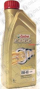 Купить CASTROL Edge 0W-40 A3/B4 1 л.