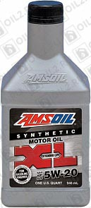 Купить AMSOIL XL Extended Life Synthetic Motor Oil 5W-20 0,946 л.