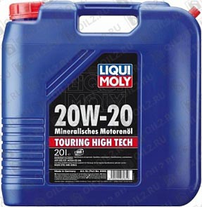 Купить LIQUI MOLY Touring High Tech 20W-20 20 л.