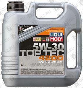 Купить LIQUI MOLY Top Tec 4200 5W-30 4 л.