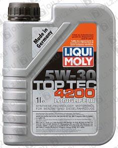Купить LIQUI MOLY Top Tec 4200 5W-30 1 л.