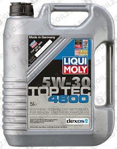 Купить LIQUI MOLY Top Tec 4600 5W-30 5 л.