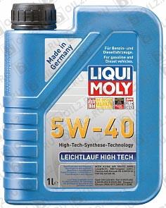 Купить LIQUI MOLY Leichtlauf High Tech 5W-40 1 л.