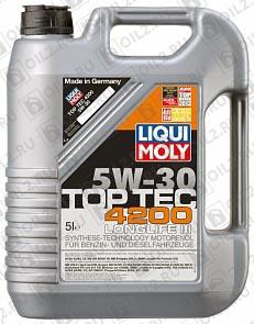 Купить LIQUI MOLY Top Tec 4200 5W-30 5 л.