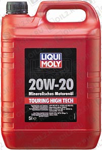 Купить LIQUI MOLY Touring High Tech 20W-20 5 л.